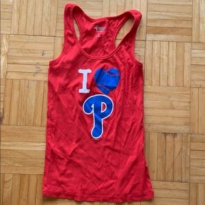 Phillies tank top